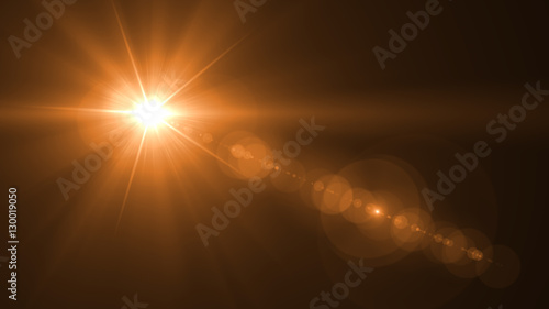 Fotografie, Tablou abstract of lighting for background