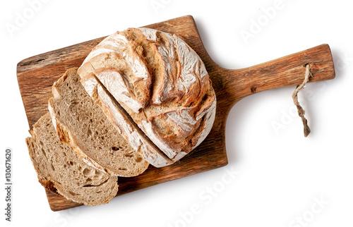 Vászonkép freshly baked bread