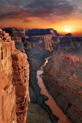 Wallpaper Mural Grand canyon, Arizona