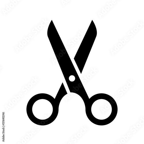 Photo Scissors Icon