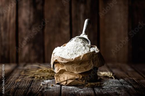 Fotografiet flour