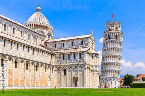 Carta da parati Pisa, Italy.