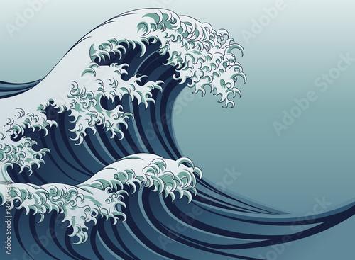 Fotografija Great Wave
