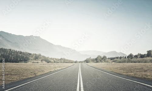 Obraz na płótnie Find your way