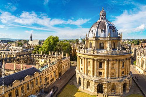 Carta da parati Radcliffe Camera, Bodleian Library, Oxford