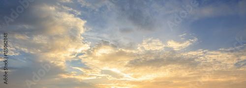Sky sunset backgeound