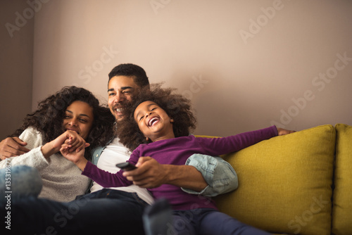 Spending quality time as a family!
