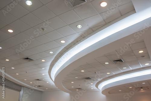 Photo ceiling room