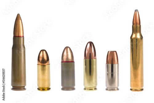 Obraz na plátně Bullet