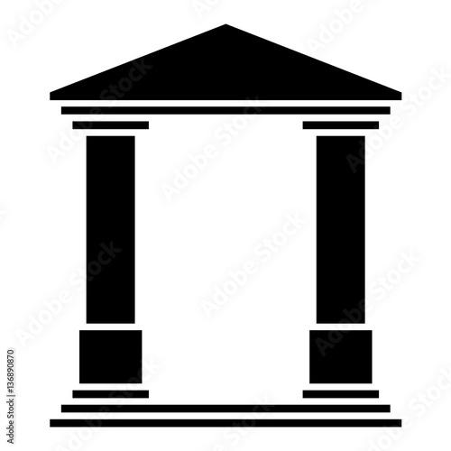 Foto Temple 2 colonnes