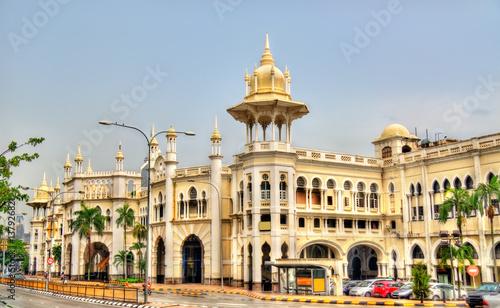 Kuala Lumpur old railway station in Malaysia