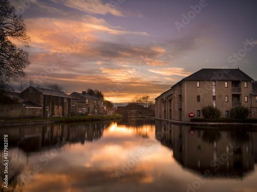 Fotografia sunset in Lancaster