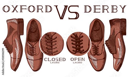 Photographie Oxford VS derby