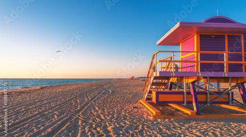 Lifeguards, Baywatch at Miami Beach