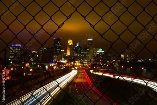 Εκτύπωση καμβά Minneapolis