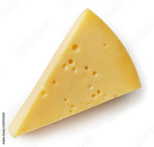 Photo Piece of cheese