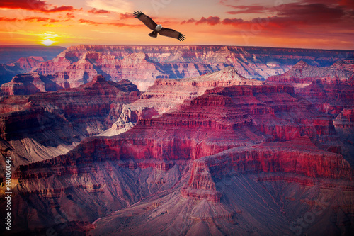 Canvas Print Grand Canyon National Park