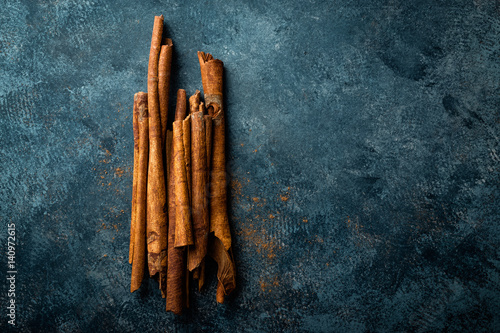 Cinnamon sticks Poster Mural XXL