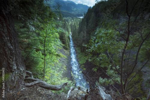 North Cascades Waterfalls Whistler BC Canada