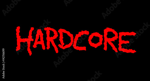 Fotografia Hardcore