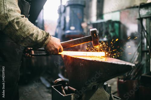 Fotografia blacksmith