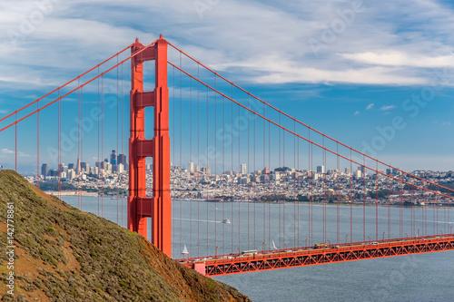 Photo Golden Gate Bridge, San Francisco, California