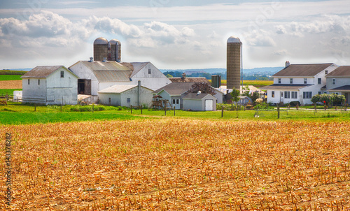 Fotografia Amish Country