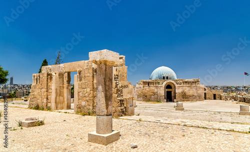 Photographie Umayyad Palace at the Amman Citadel
