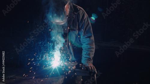 Foto Smith welding metal details