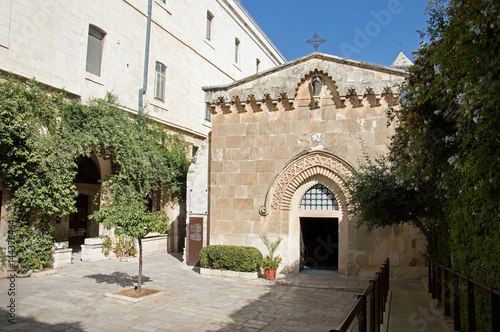 Fotografia, Obraz Pontius Pilate's Court, Jerusalem, Israel