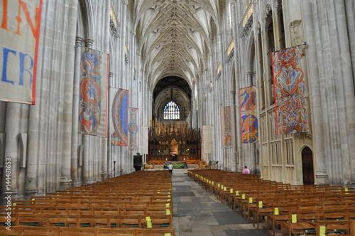 Fotografie, Obraz Winchester Cathedral