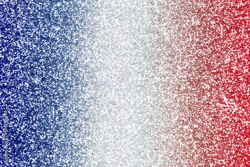 Wallpaper Mural Red White and Blue Glitter Background Texture
