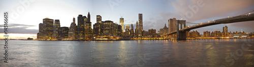 Fototapeta premium Most Brookliński, Nowy Jork