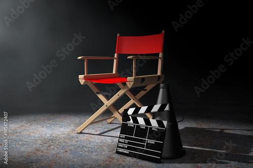 Fotografía Cinema Industry Concept