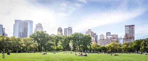 Valokuva Central Park in New York