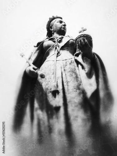 Carta da parati Queen Victoria