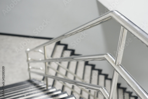 Canvas Print Aluminum railing