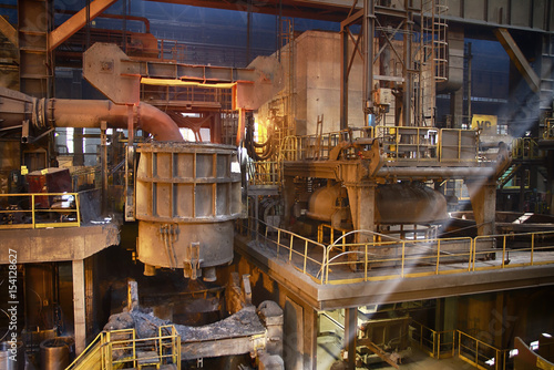 In the old steelworks 1