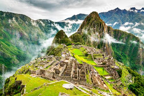 Photo Machu Picchu, Cusco - Peru