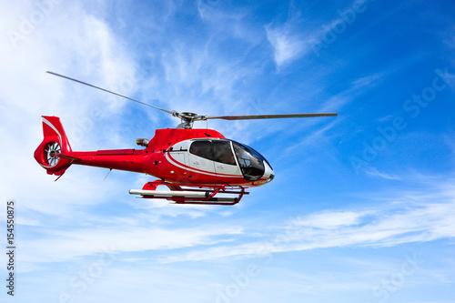 Fotografie, Obraz Helicopter
