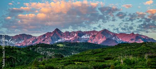 Fotografie, Obraz Purple Mountains Majesty