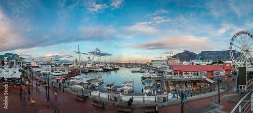 Photo Waterfront Kaapstad