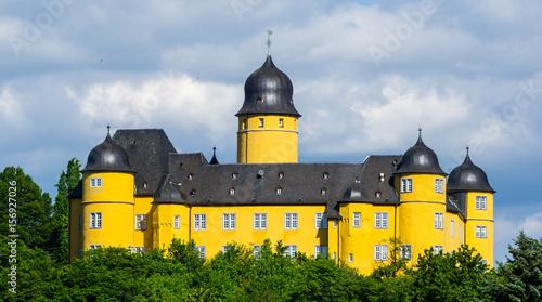 Fényképezés Schloss Mons Tabor in Montabaur in Rheinland-Pflaz
