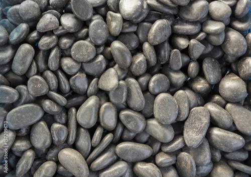 Marble, granite pebbles for landscape design and home decoration, texture Fototapeta
