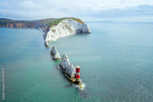 Photo The Needles and Lighthouse, Isle of Wight