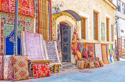 Fototapeta premium Dywany w Antalyi