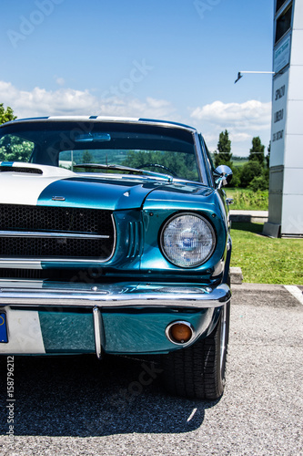 Платно American Muscle Car