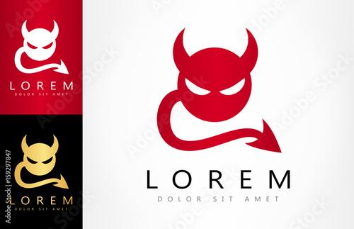 Valokuva Devil logo