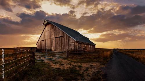 Fotografie, Obraz barn