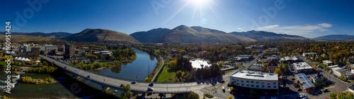Photo Missoula Fall Panoramic